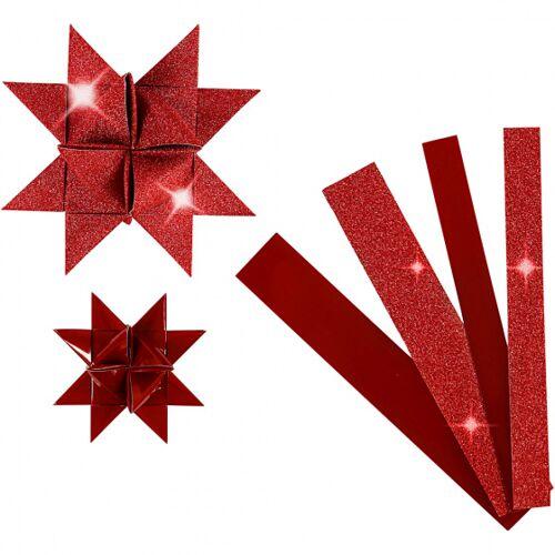 Vivi Gade geflechtstreifen 40 Streifen rot