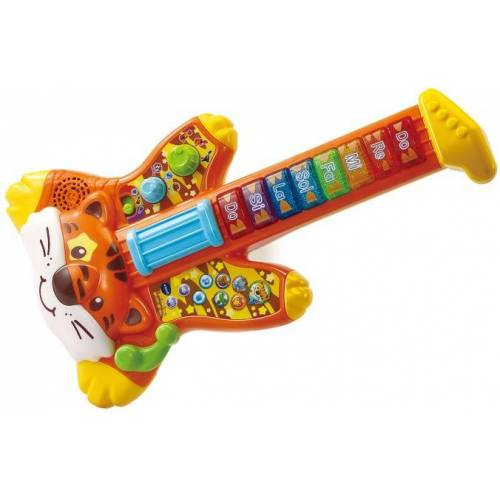 VTech tiergitarre Play & Sing junior 38 x 22 cm rot/gelb