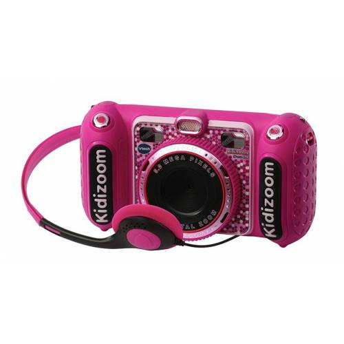 VTech KidiZoom Duo DX Kamera rosa 15 cm