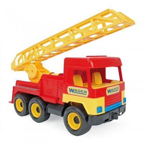 Wader leiterwagen 40 cm rot/gelb