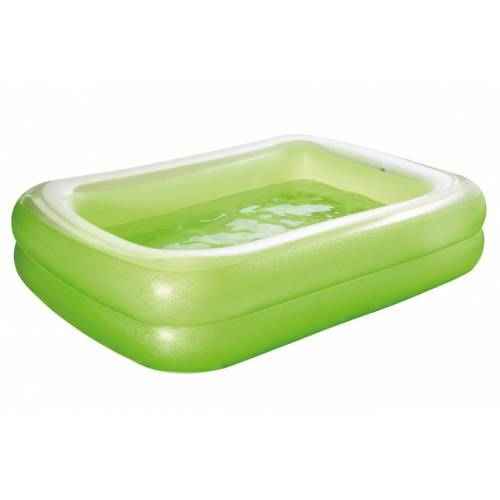 Wehncke aufblasbarer Pool 200 x 150 x 50 cm grün