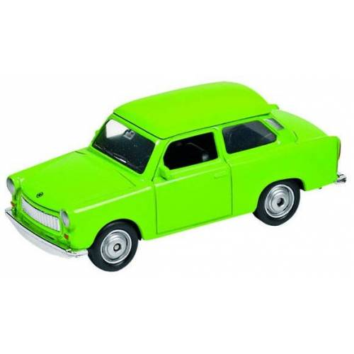 Welly Metals Trabant 601: Green