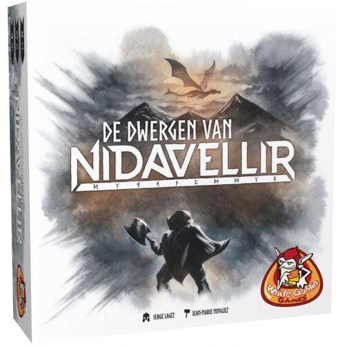 White Goblin Games brettspiel Die Zwerge von Nidavellir
