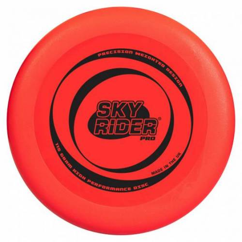 Wicked frisbee Sky Rider Sport 28 cm rot