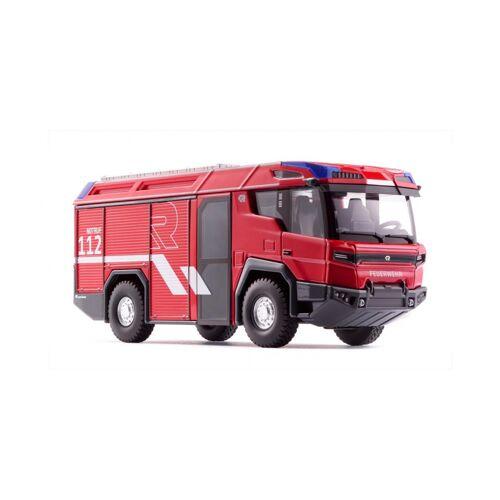 WIKING miniaturfahrzeug Rosenbauer RT 1:43 rot