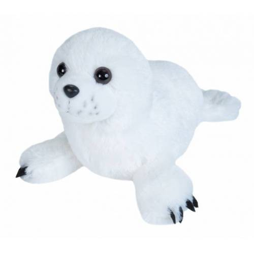 Wild Republic kuscheltier Seehund junior 20 cm Plüsch weiß