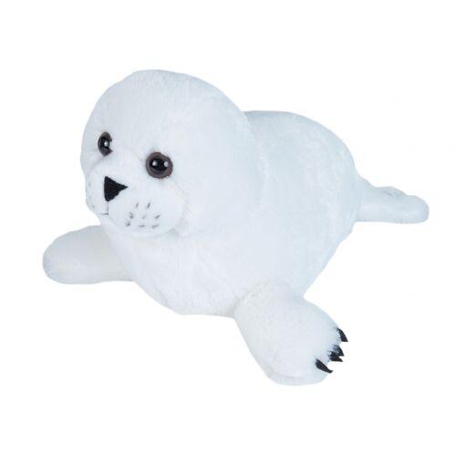 Wild Republic kuscheltier Seehund junior 38 cm Plüsch weiß