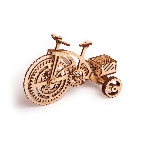 Wood Trick holzmodellbau 3D Fahrrad 20 cm klar 89 teilig