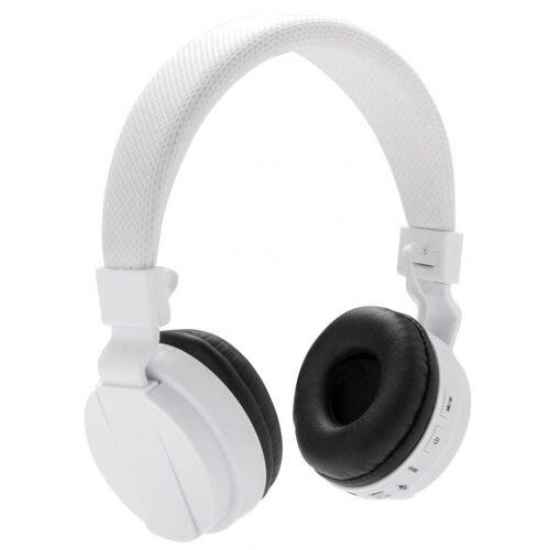 XD Collection klappbarer Kopfhörer Bluetooth weiß 3 teilig
