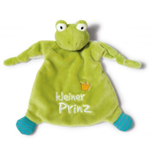 Nici stofftier Frog 27 x 24 x 6 cm Plüsch grün