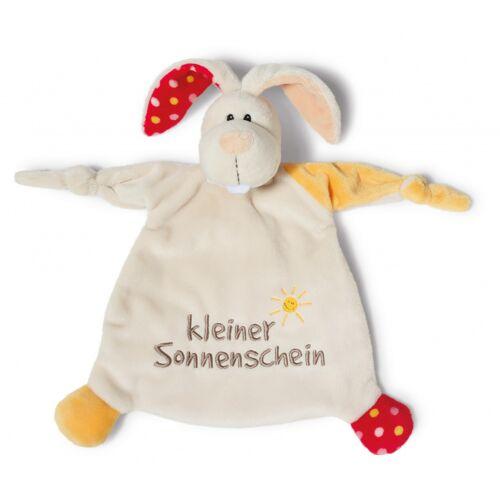Nici stofftier Rabbit 27,5 x 12 x 8 cm Plüsch beige