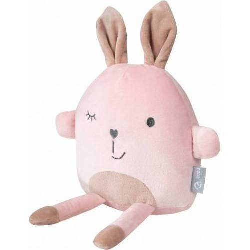 Roba stofftier Hase Lil Cuties Mädchen 20 cm Polyester rosa