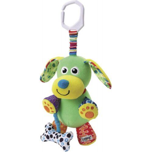Lamaze babyspielzeug Puppy junior 12 x 24 cm Plüsch grün