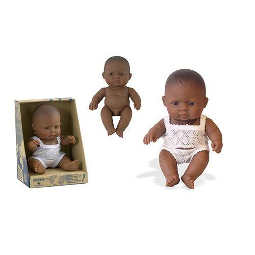 Miniland Babypuppe Lateinamerika Boy 21 cm