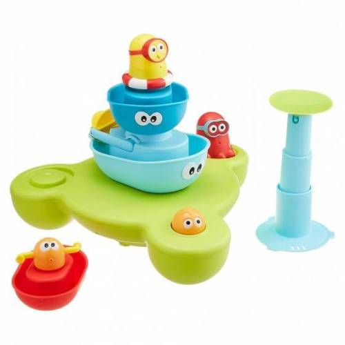 Yookidoo badespielzeug Wasserfontäne Stapel 'N' Spray 27 cm
