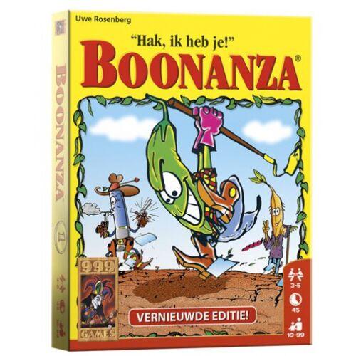 999 Games kartenspiel Boonanza