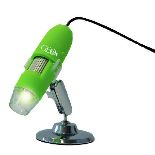 GEO Kids digitalmikroskop 29,5 x 24,5 cm grün