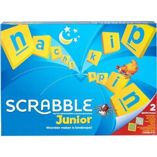 Mattel Brettspiel Scrabble Junior (NL)