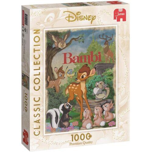 Jumbo puzzle Disney Bambi 1000 Teile