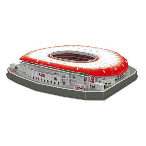 11Force 3D Puzzle led Atlético Madrid 38 cm rot 99 Teile