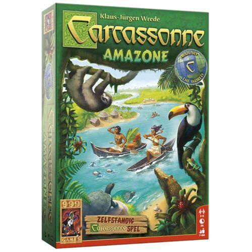999 Games brettspiel Carcassonne: Amazonas