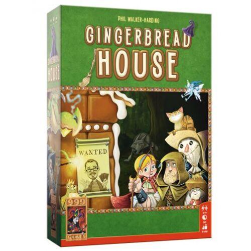999 Games brettspiel Lebkuchenhaus