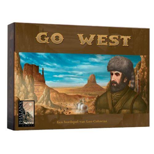999 Games brettspiel Go West!