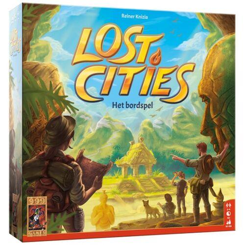 999 Games brettspiel Verlorene Städte: Das Brettspiel