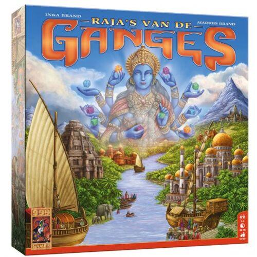 999 Games brettspiel Raja's of the Ganges