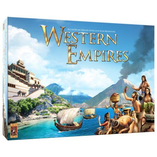 999 Games brettspiel Western Empires