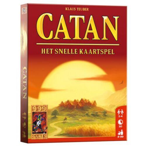 999 Games kartenspiel Catan: Das schnelle Kartenspiel