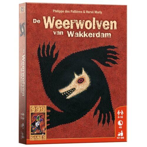 999 Games kartenspiel Die Werwölfe Van Wakkerdam
