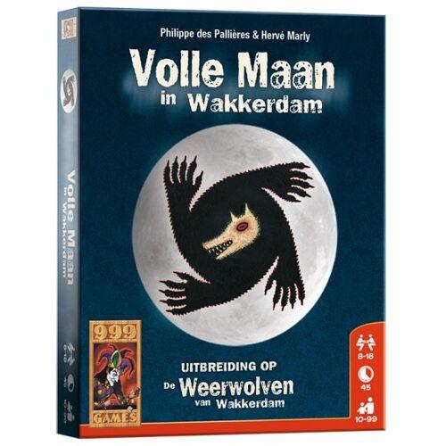 999 Games kartenspiel Die Werwölfe Van Wakkerdam: Vollmond
