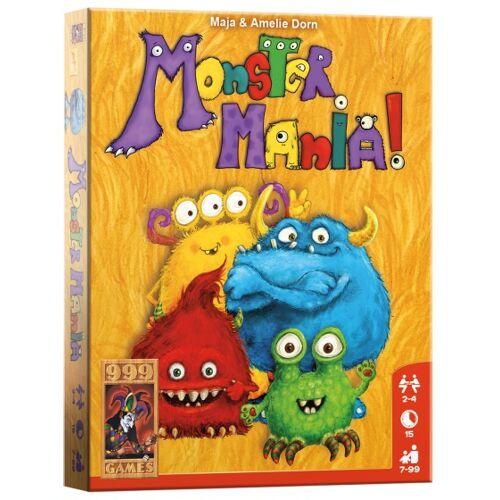 999 Games kartenspiel Monster Mania