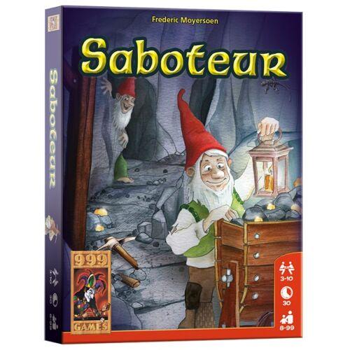 999 Games kartenspiel Saboteur