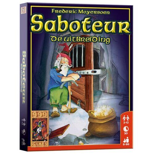 999 Games kartenspiel Saboteur: Die Erweiterung