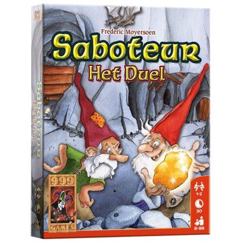 999 Games kartenspiel Saboteur: Das Duell