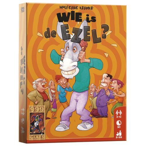 999 Games kartenspiel Wer ist der Esel?