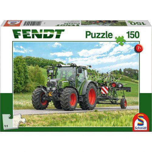 999 Games stichsäge Fendt 211 Vario met Fendt Twister 150 Stück