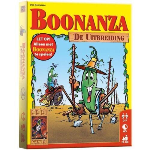 999 Games erweiterungskartenspiel Boonanza