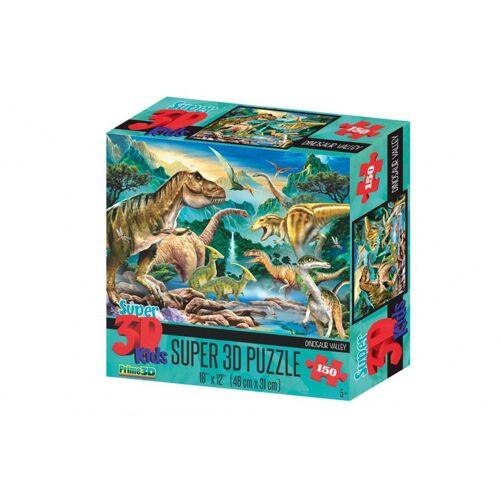 PRiME 3D Dinosaur Valley 3D Puzzle 150 Stück