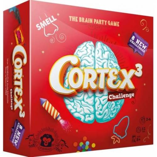 Asmodee Cortex 3 Herausforderung