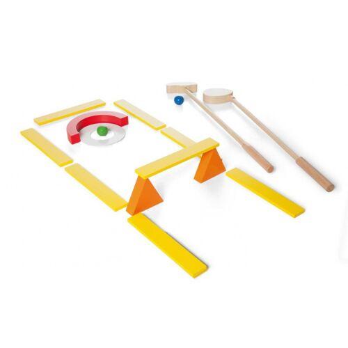 BS Toys minigolfplatz Holz 15 teilig