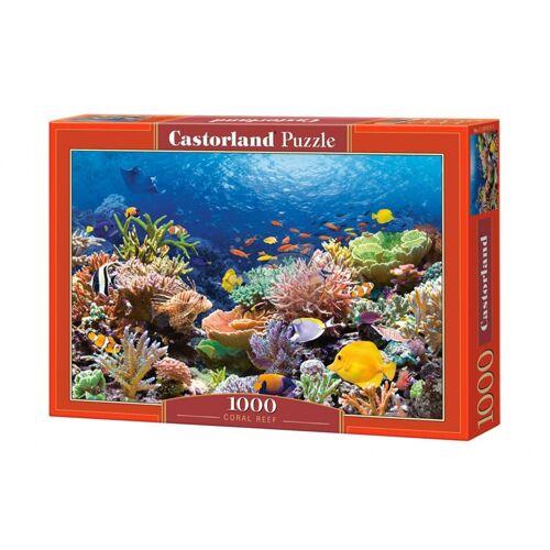 Castorland puzzle Korallenriff Fische 1000 Teile