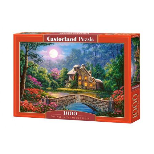 Castorland puzzle Cottage im Mondgarten 1000 Teile