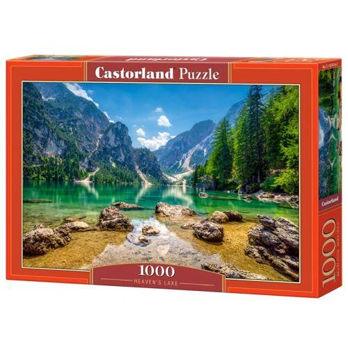 Castorland Himmels See Puzzleteile in 1000