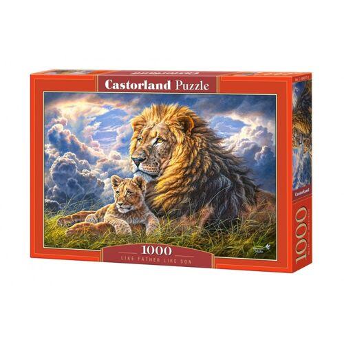Castorland puzzle Wie Vater Wie Sohn 1000 Teile