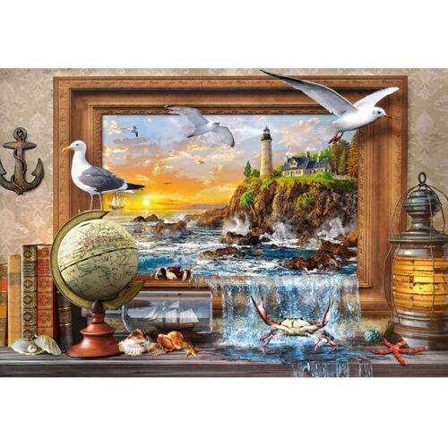 Castorland puzzlespiel Marine to Life 1000 Teile