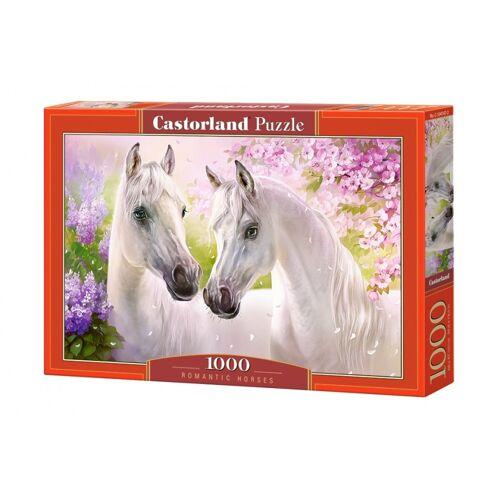 Castorland puzzle Romantische Pferde 1000 Teile