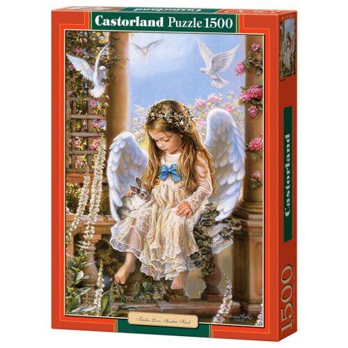 Castorland Puzzle Tender Love, Sandra Kuck 1500 Stück